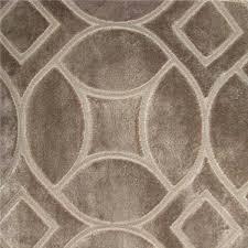 Velvet For Upholstery Reidshire Chateau Geometric Design Cut Velvet Upholstery Fabric By