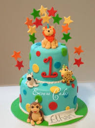 10 cute first birthday cake ideas