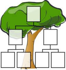 family tree clip vector clip royalty free