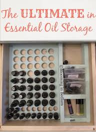 best 25 essential oil storage ideas on pinterest essential oil