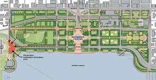 grant park chicago map three finalists chosen in chicago s burnham memorial design