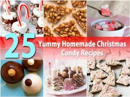 25 yummy homemade christmas candy recipes diy u0026 crafts
