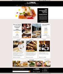 site cuisine facile cuisine website template cooking recipes webpage custom website