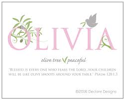 name canvas grey with name meaning and scripture verse