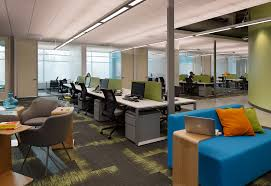 open office environments for the tech millennial generation joel