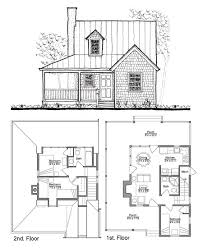 cabins plans and designs small houses plans three bedroom cottage hwbdo68884 cottage house