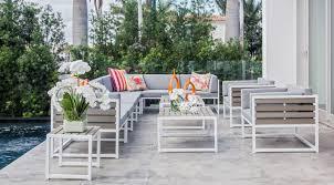 Modern Patio Furniture Miami Outdoor Furniture Miami Design District Pics On Fancy Home