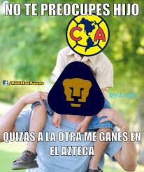 Memes De Pumas Vs America - los memes luego de la derrota de am礬rica ante pumas deportes