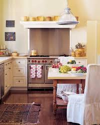 home tours of gorgeous kitchens martha stewart
