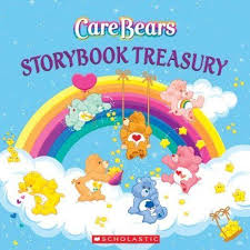 care bears storybook treasury staff scholastic 2004