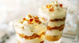 comment cuisiner le mascarpone apple trifle dessert recipe with mascarpone