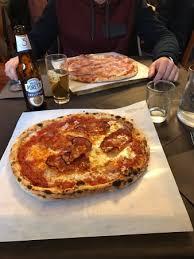ad hoc cuisine pizza ad hoc picture of pizza ad hoc turin tripadvisor
