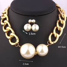 brand new pearl necklace images Cheap pearl necklace women find pearl necklace women deals on jpg
