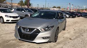 grey nissan maxima 2016 used one owner 2016 nissan maxima 3 5 s chicago il western ave