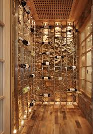 glorious houzz wine racks decorating ideas images in wine cellar