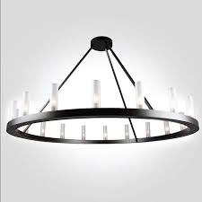 Ring Chandelier Big Ring Chandelier 13900 Free Ship Browse Project Lighting And