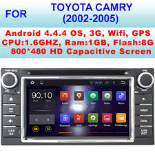 gps toyota camry android 5 1 1 car dvd player for toyota camry car radio gps audio