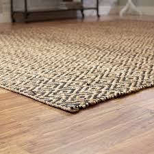 Pottery Barn Jute Rugs Decor U0026 Tips Interior Design With Hardwood Flooring And Jute Rug