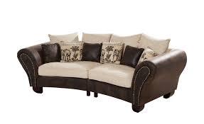 sofa design nadja smart sofa kolonialstil brown square white