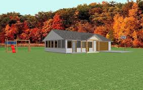 garage plans with porch free pdf plan 26 x 48 screen porch office bedroom