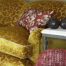 designer guild canape torca tissu ameublement velours fauteuil et canapé william yeoward