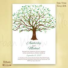 willow tree wedding invitations large family tree graphic family tree image clipart natural