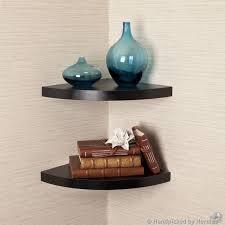 Wall Shelf Unit Uncategorized Corner Shelf Metal Floating Corner Shelves White