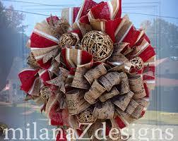 hanukkah wreath wreath modern decor