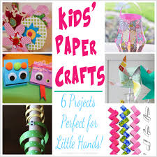 craft ideas for kids with paper ye craft ideas