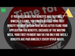 how long does it take to get unemployment benefits in pa youtube