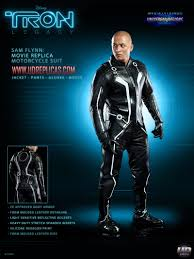light cycling jacket official tron legacy light bike motorcycle suits u2014 geektyrant