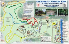 Map Of Texas Hill Country Kerrville Schreiner Park Kerrville Tx Official Website