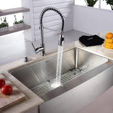 24 inch stainless farmhouse sink vanity kitchen 24 inch apron front sink sunken style at