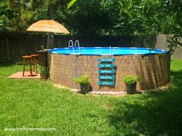 best 25 intex above ground pools ideas on pinterest above