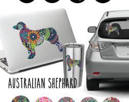 australian shepherd yoga video australian shepherd etsy