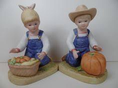home interior denim days homco denim days with puppies figurine by bolducsbasement on