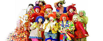 clowns for birthday in nyc send in the clowns site new york party rentals events and