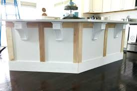 corbels for kitchen island corbels for kitchen island kitchen island trim craftsman trim wood