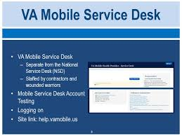 va national service desk genius bar 2 module 1 introduction to the va mobile health