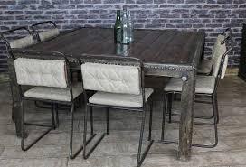 Industrial Dining Room Tables Vintage Industrial Dining Room Table Of Cool Trendy Asbienestar Co