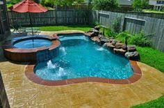 Backyard Swimming Pools by Beautiful Small Pools For Your Backyard Yards Small Backyard