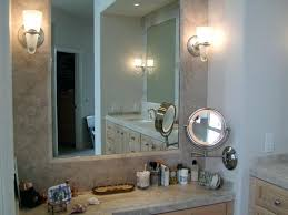 Wall Mounted Magnifying Mirror 10x Wall Mirror Wall Mounted Extendable Double Face Magnifying