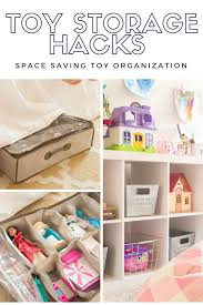 organizatoin hacks toy organizers space saving toy organization hacks for any space