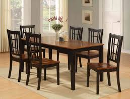 light oak dining room sets dining room table and chairs cheap amazon com roundhill