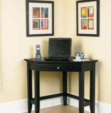 Small Desks For Small Rooms Picturesque Corner Computer Desks For Small Spaces On Decorating