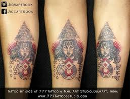 777 tattoo nail art studio photos vallabh vidyanagar anand