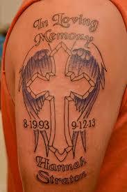 cross tattoos memorial tattoo ideas tattoo designs and ideas