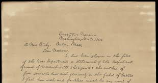 world turn u0027d upside down lincoln u0027s bixby letter a study in sources