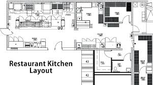 kitchen restaurant floor plan ideal kitchen layout for restaurant the kitchen restaurant design