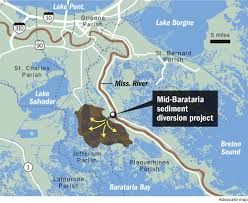 Louisiana Rivers Map Wanted Designs For Transformational Sediment Diversion Project